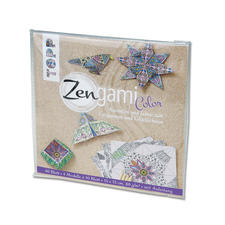 Zengami Color Papierset