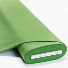 Meterware Uni-Baumwoll-Jersey - Grün Baumwoll-Jersey – Der ideale Stoff für bequeme Shirts, Kleider und Kindermode.