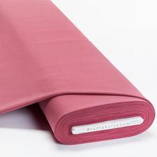 Meterware Uni-Baumwoll-Jersey - Altrosa Baumwoll-Jersey – Der ideale Stoff für bequeme Shirts, Kleider und Kindermode.