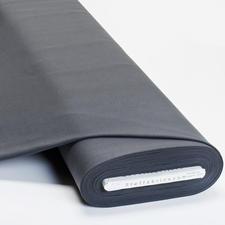 Meterware Uni-Baumwoll-Jersey - Grau Baumwoll-Jersey – Der ideale Stoff für bequeme Shirts, Kleider und Kindermode.