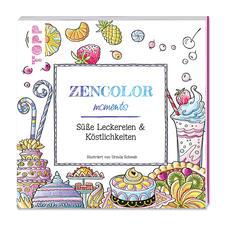 "Zencolor moments ""Süße Leckereien & Köstlichkeiten""."
