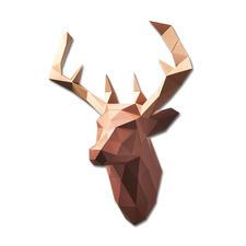 """Bastelsets """"PaperShape"""" PaperShape – die einzigartigen 3D-Origami Tierköpfe aus hochwertigem Papier im Bastelset."""
