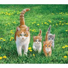 Puzzle - Kätzchen Ein Spaß für die ganze Familie – spannend und entspannend zugleich.