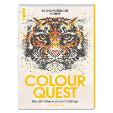 "Buch - Color Quest Buch ""Color Quest"""