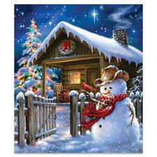 """Puzzle """"Weihnachtsstimmung"""" Ein Spaß für die ganze Familie – spannend und entspannend zugleich."""