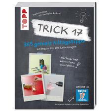 "Buch ""Trick 17 – 365 geniale Alltagstipps""."