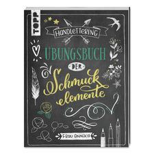"""Handlettering """"Übungsbuch der Schmuckelemente"""""""
