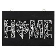 String Art - Home String Art: Stylische Fadenkunst für Ihr Zuhause.