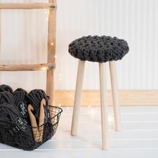 Bezug für Sitzhocker Hygge – der Trend für gemütliche Wohn-Ideen