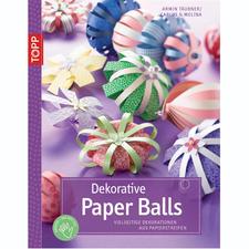 "Buch ""Dekorative Paper Balls"""