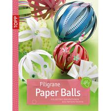 "Buch ""Filigrane Paper Balls"""