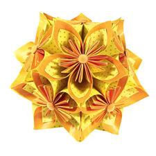 Gestaltungs-Idee Gelb/Orange