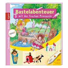 """Buch """"Bastelabenteuer"""" Mit den sprechenden Büchern entdecken, basteln und spielen."""