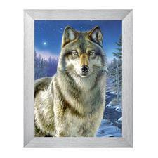 """Malen nach Zahlen """"Wolf"""""""