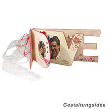 "Buch ""Love"", 4tlg."