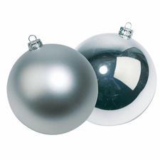 Plastik-Weihnachtskugeln Christbaumkugeln für Ihren Weihnachtsbaum.