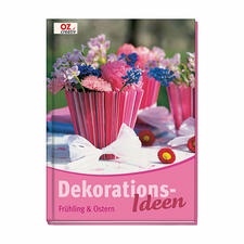 """Buch """"Dekorations-Ideen Frühling und Ostern"""""""