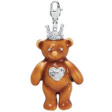 """Anhänger """"Teddybär"""" Modische Ketten nach Lust und Laune kombinieren"""