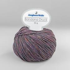 Bandana Druck von Junghans-Wolle
