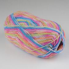8385 Blau/Pink/Rosa/Orange/Limette