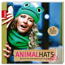 "Buch ""Animal Hats"" Buch ""Animal Hats"""