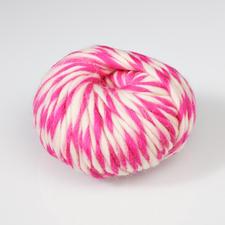 661 Pink/Rohweiß