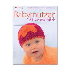 """Buch """"Babymützen stricken und häkeln"""""""