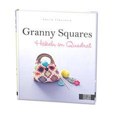 """Buch """"Granny Squares – Häkeln im Quadrat"""""""