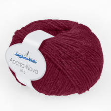Aparta-Nova von Junghans-Wolle Mit 5 % flaumweichem Kaschmir - für federleichte Edelklassiker.