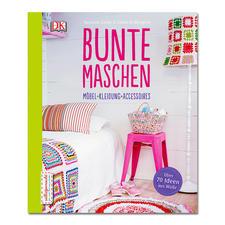 """Buch """"Bunte Maschen"""""""
