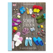 Buch - Schuhe stricken für große und kleine Füße