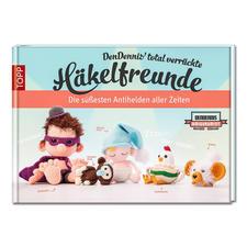 """Buch """"DenDennis' total verrückte Häkelfreunde"""""""