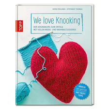 Buch - We love Knooking