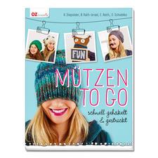 """Buch """"Mützen to go"""""""