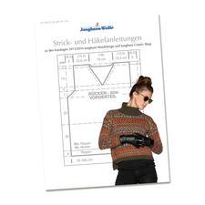 Anleitungsheft WoolDesign und Creativ-Shop 2015/2016 Junghans-Wolle Anleitungsheft.