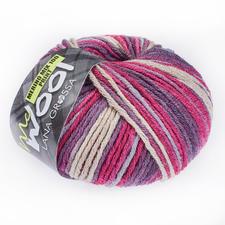 308 Fuchsia/Violett/Taupe