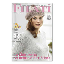 "Heft - Filati Journal No. 52 Heft ""Filati Journal No. 52"""
