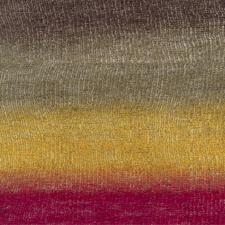 804 Rot/Goldbraun/Taupe/Mokka