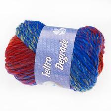 1307 Royal/Rot/Pistazie