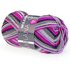 1705 Lila/Pink/Grau/Schwarz