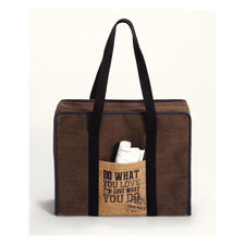 All-in-one Tasche Handprinted Canvas L