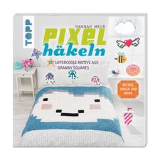 "Buch - Pixel Häkeln Buch ""Pixel Häkeln"""