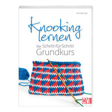 """Buch """"Knooking lernen Grundkurs"""""""
