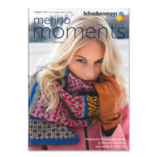 "Heft ""Merino Moments 018"""