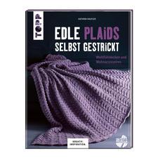 """Buch """"Edle Plaids selbst gestrickt"""""""
