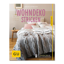 """Buch """"Wohndeko stricken"""""""