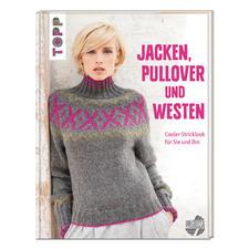 """Buch """"Jacken, Pullover und Westen"""""""