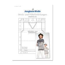 Anleitungsheft WoolDesign Herbst/Winter 2016 Junghans-Wolle Anleitungsheft