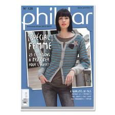"Heft ""Phildar Frauen Nr. 128"""