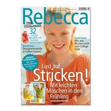 """Heft """"Rebecca Nr. 69"""" Lust auf Stricken!"""